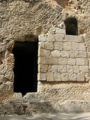 Tomb door and window_2034