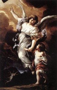 The Guardian Angel (Photo credit: Wikipedia)