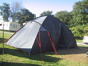 Camping Accident - Image via Wikipedia